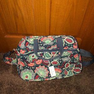 Vera Bradley Medium Traveler Bag NWT Weekend